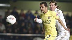 Primera División, El Madrigal, Villarreal - Real Madrid (M. Ronaldo, Real Madrid, Villarreal Cf, Soccer, Sports, Tops, Fashion, Hs Sports, Moda