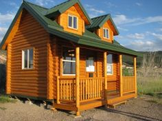 pics of afordable small homes | All about small home plans: Log cabin plans and small log homes