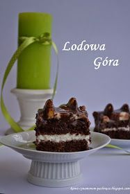 Kawa cynamonem pachnąca: CIASTO GÓRA LODOWA Dessert Bars, Health Fitness, Pudding, Sweets, Food, Cakes, Kuchen, Gummi Candy, Cake Makers