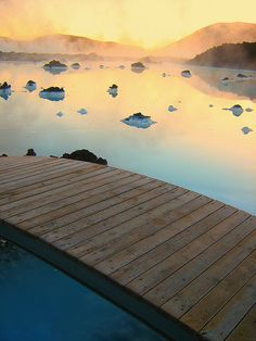 blue lagoon / iceland