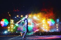 Auckland is go! Coldplay, December 2016