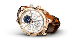 IWC Da Vinci Perpetual Calendar Chronograph | The 10 SIHH 2017 Timepieces We Are Most Excited to See