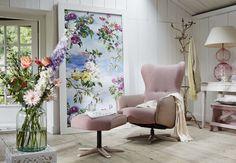 Heerlijke romantisch landelijke relaxstoel van Prominent.