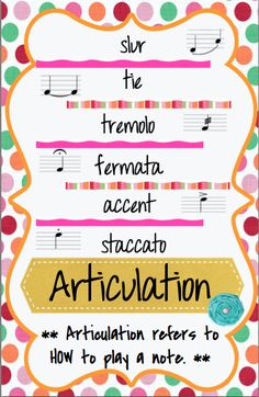 Mini Wall Posters anchor charts for musical concepts like articulation, pitch, mood, timbre, etc. Music Anchor Charts, Music Charts, Piano Lessons, Music Lessons, Art Lessons, Music Bulletin Boards, Band Rooms, Middle School Music, Future Music