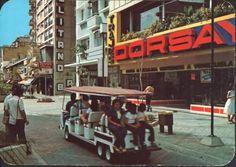 Caracas Plaza Venezuela años 90