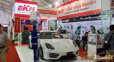 Scanner Ramah Buat Kantong, Unggulan PT. EKM IIMS 2013 #IIMS2013 #BosMobil