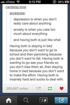 23 Times Tumblr Spoke The Truth About Depression And Recovery