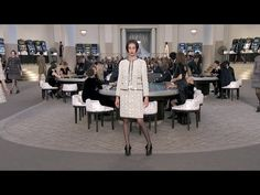 Fall-Winter 2015/16 Haute Couture CHANEL Show - YouTube