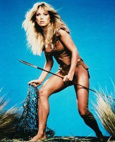 "Sheena: Queen of the Jungle ""Tanya Roberts"" (1984)"
