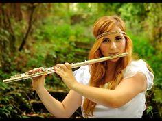 3 hodina Relaxačná flautová hudba, Meditačná hudba, Utišujúca hudba flau...