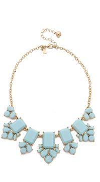 meow -- Kate Spade New York Daylight Jewels Necklace  -- http://www.hagglekat.com/kate-spade-new-york-daylight-jewels-necklace/