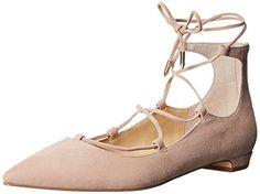 Ivanka Trump Women's Tropica Ballet Flat, Old Rose, 10 M US IVANKA TRUMP http://www.amazon.com/dp/B016M859HC/ref=cm_sw_r_pi_dp_SxDYwb1HJJ6VG