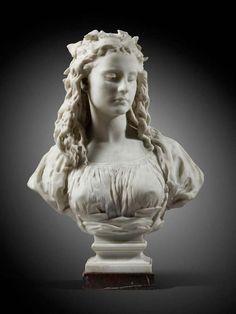 CARPEAUX Jean-Baptiste - French (1827-1875) ~ La Candeur 1873.