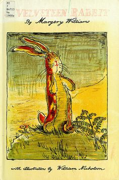 the velveteen rabbit/want this book to read to lily.
