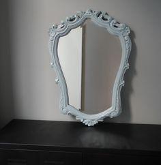 Espelho cinza