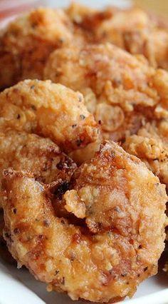Southern Fried Shrimp - www.crazyforcrust...