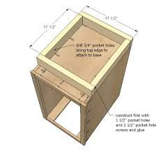 Delicieux Image Result For Building A Kitchen Base Cabinet