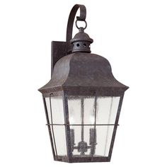 Found it at Wayfair - Colonial Styling 2 Light Outdoor Wall Lantern