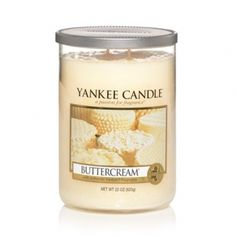 Yankee Candle Company - Buttercream