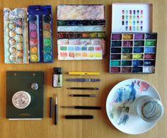 Art Tools of Ellis Nadler   Parka Blogs