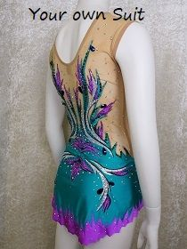 Rhythmic gymnastic leotard, Ritmisch gym pakje Rhythmic Gymnastics, Suits, Tricot, Suit, Wedding Suits