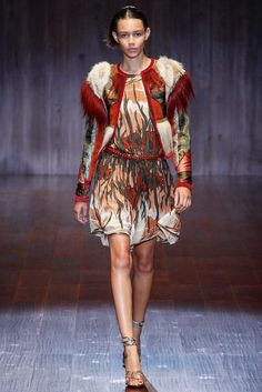Gucci - Spring 2015 Ready-to-Wear - Look 10 of 45