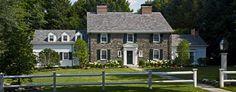 Patrick Ahearn Architect Pennsylvania Fieldstone Renovation