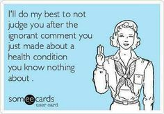 Yes!!! Just shut up with your suggestions and pray! #EpilepsyAwareness