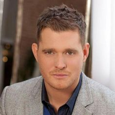 Michael Buble 2013 Wall Calendar: Michael Buble is a Canadian singer-songwriter and actor. His musical style sits comfortably with the great sounds of yest Michael Buble, Modern Love, Celebs, Celebrities, Love Songs, Good Music, Live Music, Music Artists, Actors & Actresses