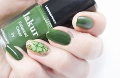 Londontown's lakur Leprechaun - Nailed It | The Nail Art Blog