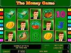 the money game pacanele (dolarul)