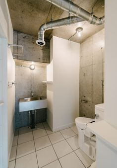 × toolbox コラボレーション企画   WORKS   大阪・神戸・沖縄でリノベーションならアートアンドクラフトへ! Tool Box, Alcove, Bathtub, Bathroom, Nail, Standing Bath, Washroom, Dopp Kit, Toolbox