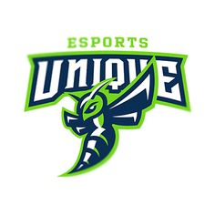 Esport logo Unique on Behance