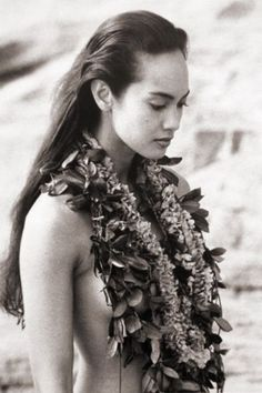 beautiful wahine