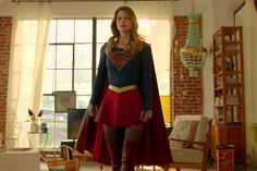 Supergirl TV Show | Supergirl TV Series News | New Supergirl