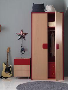 wardrobe BRICK Lockers, Locker Storage, Brick, Entryway, Cabinet, Furniture, Home Decor, Entrance, Clothes Stand