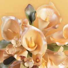 Cake Decorations - Flowers on Pinterest Gum Paste Flowers, Sugar Flowers and Gum Paste