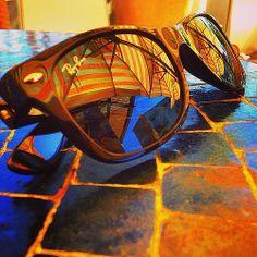 """ChromaDepth 3D Shades"" #chromadepth, #3d, #sunglasses, #темныеочки, #paulewing, #zvuchno"