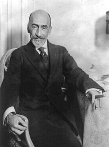 Jacinto Benavente y Martínez (August 12, 1866 – July 14, 1954) was one of the foremost Spanish dramatists of the 20th century. He was awarded the Nobel Prize for Literature in 1922.