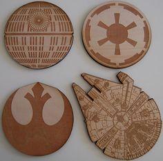 Star Wars Coasters | #StarWars
