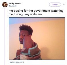 Flirting With the FBI   Government Agent Watching Me   Know Your Meme