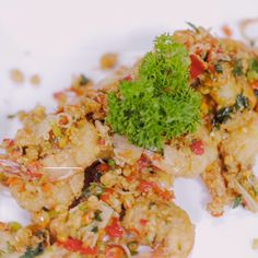 Prawn Noodle Recipes, Shrimp Recipes, Diet Recipes, Cooking Recipes, Healthy Recipes, Homemade Green Bean Casserole, Indonesian Food, Indonesian Recipes, Easy Cooking