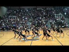 Dutchtown High School Varsity Cheer - easy choreography for my grade girls. Cheerleading Videos, Cheer Stunts, Cheer Tryouts, Cheer Camp, Cheer Coaches, Team Cheer, Varsity Cheer, Football Cheer, Cheer Pyramids