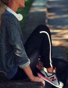 50 tenues pour rester sexy en faisant du sport!                              …