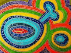Mischtechniken - o.T. - KIRSTEN KOHRT ART - ein Designerstück von KIRSTEN-KOHRT-ART bei DaWanda