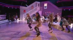 It's a hard knock life (Annie) - Dancing with the stars Finale