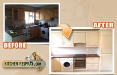Kitchen Respray is the Dublin, Ireland's leading kitchen, furniture respraying, restoration and refurbishment company. Stacked Washer Dryer, Washer And Dryer, Kitchen Respray, Restoration, Home Appliances, Furniture, House Appliances, Washing And Drying Machine, Domestic Appliances