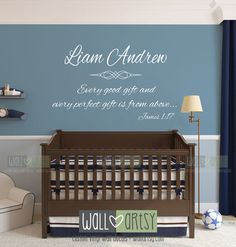 Bible Verse Quotes Wall Decal Let Everything You Do Be Done With - Bible verse nursery wall decals