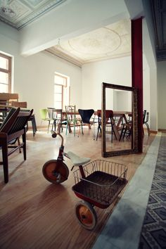 City Circus Hostel in Athens, Greece