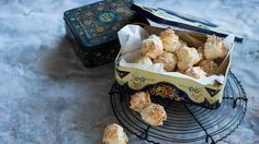 Dutch coconut rocks recipe : SBS Food - listen to the audio recipe.